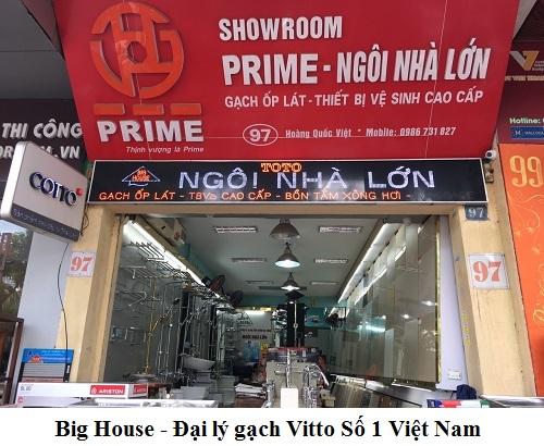 Big House đại lý gạch vitto số 1 tại Hà Nội
