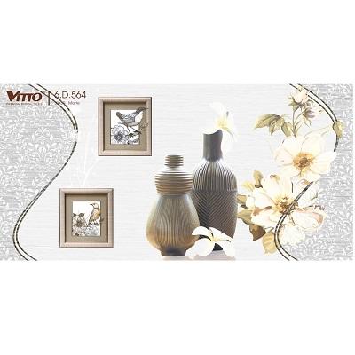 Gạch Vitto 6D564 trang trí