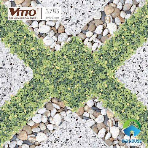 Mẫu gạch giả cỏ lát sân chất lượng cao