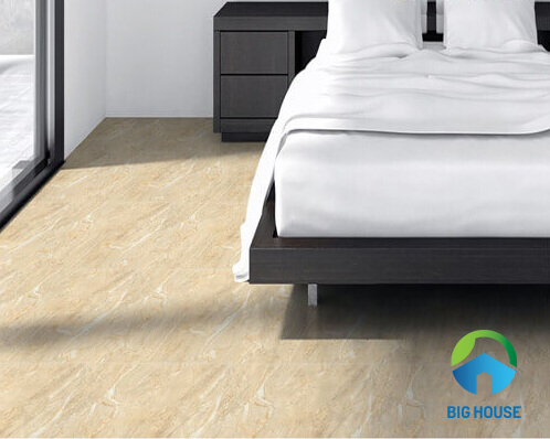Mẫu gạch lát nền phòng ngủ vitto chất lượng