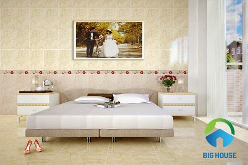 Chọn Gạch lát nền phòng ngủ Vitto mang lại sự Ấm áp – Dễ chịu