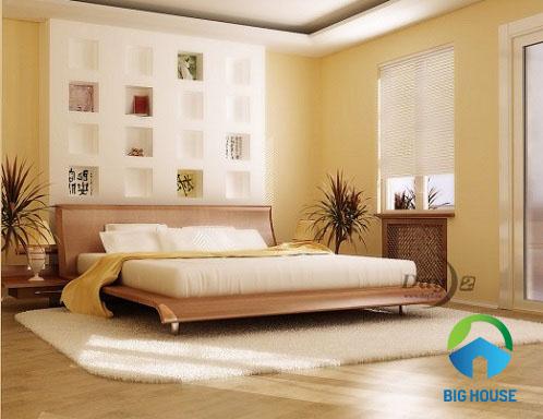 Mẫu gạch lát nền phòng ngủ vitto đầy ấn tượng