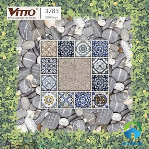 gạch lát Vitto cho sân vườn