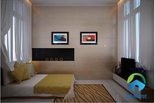 3 Nguyên tắc khi chọn gạch ốp tường phòng ngủ Vitto hợp Phong thủy