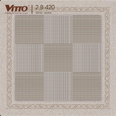 Gạch Vitto 2B420 lát nền 30×30