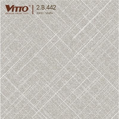 Gạch Vitto 2B442 lát nền 30×30