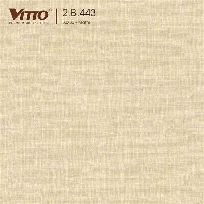 Gạch Vitto 2B443 lát nền 30×30