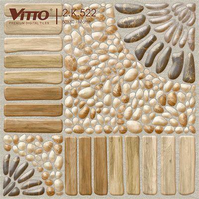 Gạch Vitto 2K522 lát nền 50×50