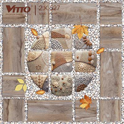 Gạch Vitto 2K527 lát nền 50×50