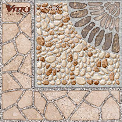 Gạch Vitto 2K528 lát nền 50×50