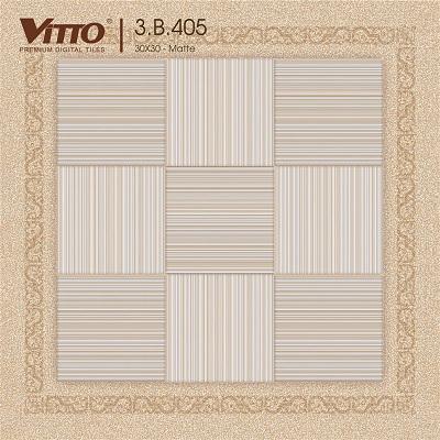 Gạch Vitto 3B405 lát nền 30×30