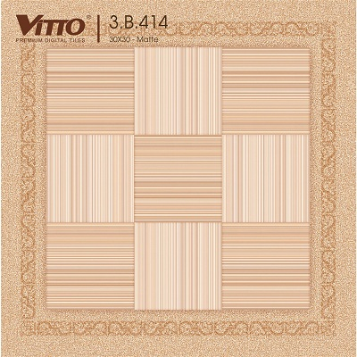 Gạch Vitto 3B414 lát nền 30×30