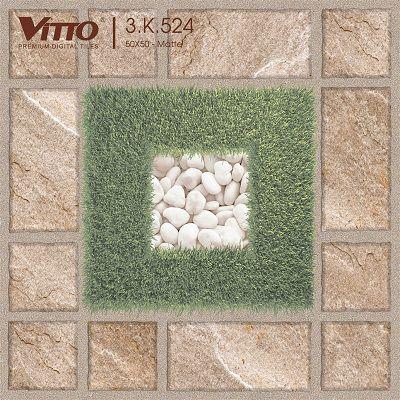 Gạch Vitto 3K524 lát nền 50×50