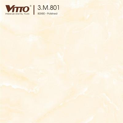 Gạch Vitto 3M801 lát nền 80×80