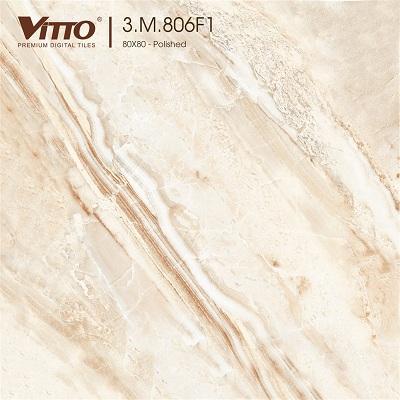 Gạch Vitto 3M806F1 lát nền 80×80