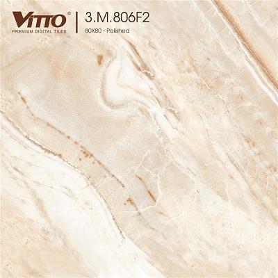 Gạch Vitto 3M806F2 lát nền 80×80