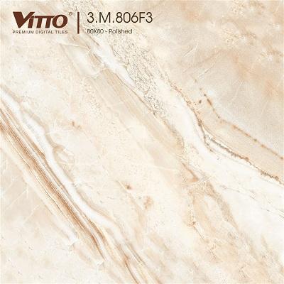 Gạch Vitto 3M806F3 lát nền 80×80