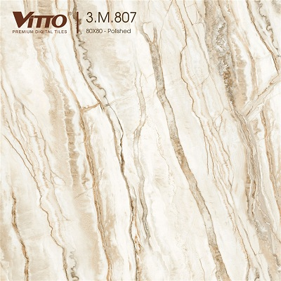 Gạch Vitto 3M807 lát nền 80×80