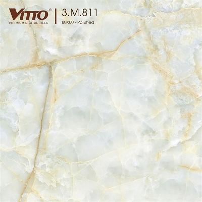 Gạch Vitto 3M811 lát nền 80×80