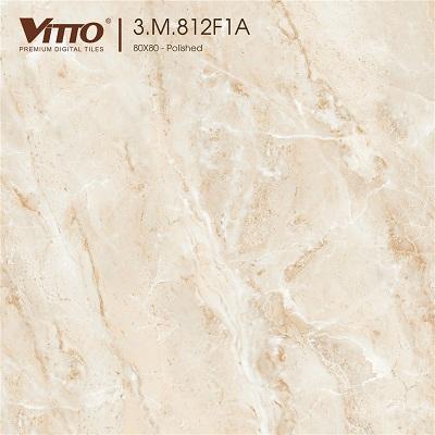 Gạch Vitto 3M812F1A lát nền 80×80
