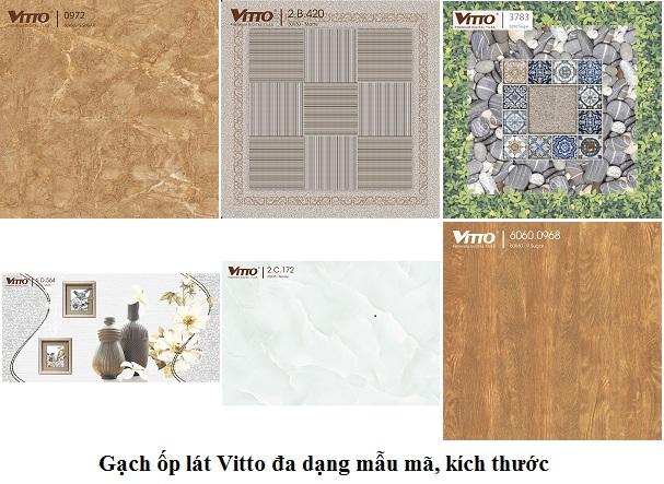 Gạch ốp lát Vitto có tốt không