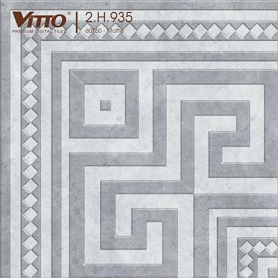 Gạch Vitto 2H935 lát nền 60×60