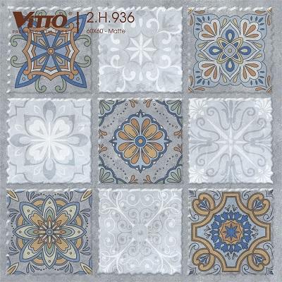 Gạch Vitto 2H936 lát nền 60×60