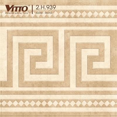 Gạch Vitto 2H939 lát nền 60×60