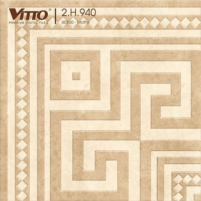 Gạch Vitto 2H940 lát nền 60×60