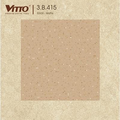 Gạch Vitto 3B415 lát nền 30×30