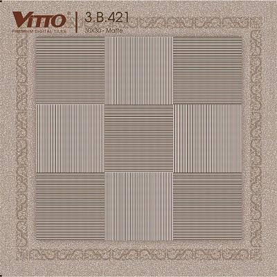 Gạch Vitto 3B421 lát nền 30×30