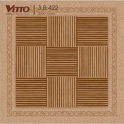 Gạch Vitto 3B422 lát nền 30×30