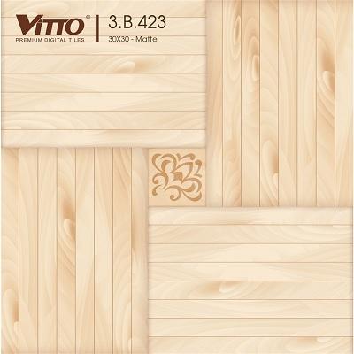 Gạch Vitto 3B423 lát nền 30×30