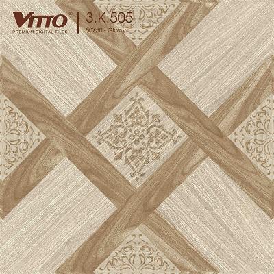 Gạch Vitto 3K505 lát nền 50×50