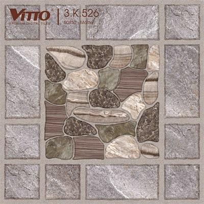 Gạch Vitto 3K526 lát nền 50×50