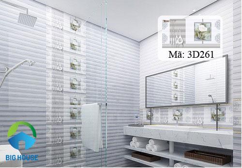 gạch điểm 30x60 3D261