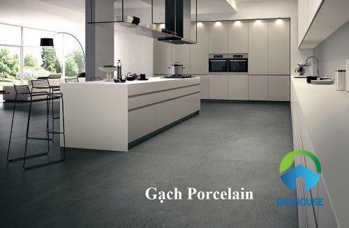 Gạch Porcelain là gì? So sánh gạch Granite và Porcelain, Ceramic Chi tiết