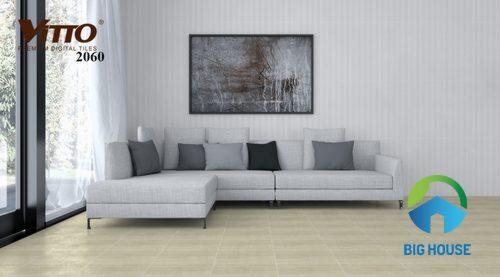 Mẫu Gạch ốp tường Vitto 30x60 trắng