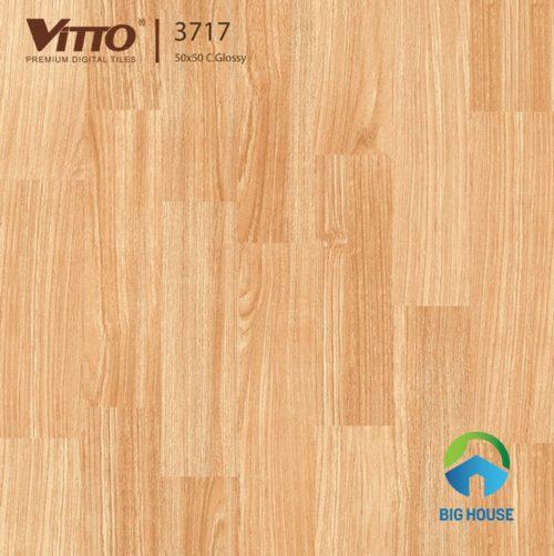 Gạch vân gỗ Vitto 50x50 6