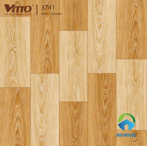 Gạch vân gỗ Vitto 50x50