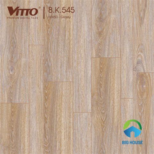 Gạch vân gỗ Vitto 50x50 4