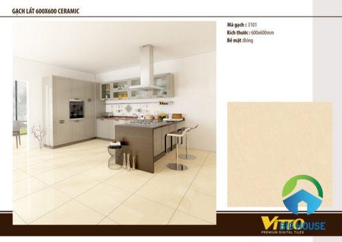 Gạch Vitto 60x60 bóng kiếng 7