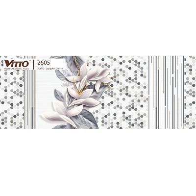Gạch trang trí Vitto 2605 ốp tường 30×80