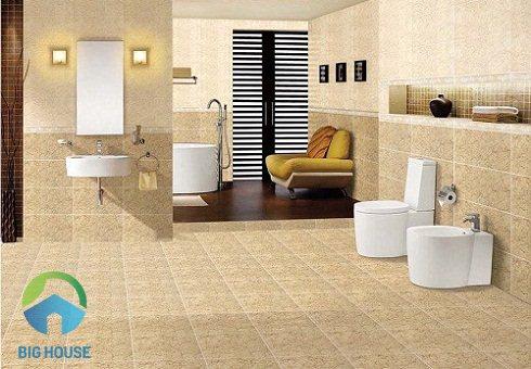 gạch chống trơn cho nhà tắm