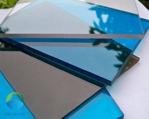 mẫu kính cho giếng trời thông minh