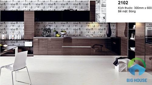 bảng báo giá gạch ốp tường bếp