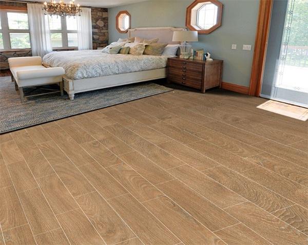 sử dụng loại gạch phù hợp cho nội thất