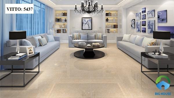 Bảng giá gạch ceramic 600×600 kèm Top mẫu đẹp, sang trọng nhất 2021
