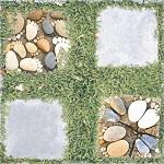 gạch cỏ 50x50 19