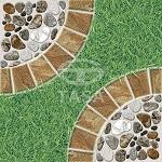 gạch cỏ 50x50 22
